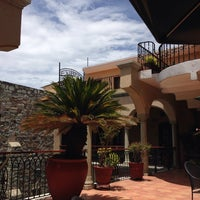 Photo taken at Hotel Casantica by Eduardo M. on 7/29/2014
