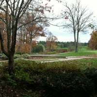 Photo taken at Albany Country Club by Evan F. on 10/27/2012