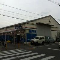 Photo taken at サンディ 陽光園店 by 宋 子豪 on 3/27/2013