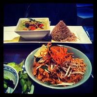 Photo taken at Qi Esarn Thai Kitchen by Will M. on 11/8/2012