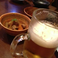 Photo taken at うなぎと和食 いとう by Tsuyoshi I. on 7/10/2013