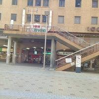 Photo taken at JR Suita Station by Tsuyoshi I. on 3/3/2013