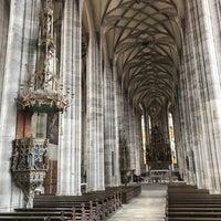 Photo taken at Münster St.Georg Dinkelsbühl by Oleg K. on 6/7/2018