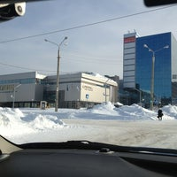 Photo taken at ТДЦ «Столица» by Vladislaf on 3/2/2013