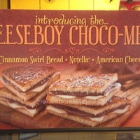 Photo taken at Cheeseboy by Kevin C. on 10/14/2012