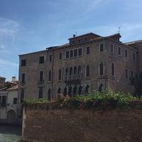 Photo taken at Scuola Grande della Misericordia by Francesca S. on 8/25/2016