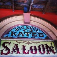 Photo taken at Big Nose Kate's Saloon by Meg on 5/16/2013