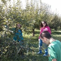 Photo taken at Honey Hill Orchard by Steve H. on 10/14/2013