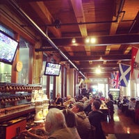 Photo taken at Appalachian Brewing Company by Alexander H. on 12/30/2012