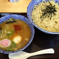 Photo taken at つけそば まき野 by S K. on 5/12/2013