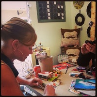 Photo taken at A Little Known Shop by Jennifer P. on 7/14/2013
