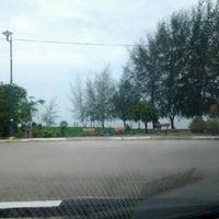 Photo taken at Pantai Kelanang by Edakhalil E. on 5/1/2013