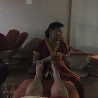 Photo taken at Phu Massage Spa by Elena L. on 4/16/2016