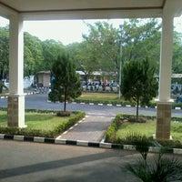 Photo taken at Kantor Bupati Cirebon by Adit M. on 11/6/2012