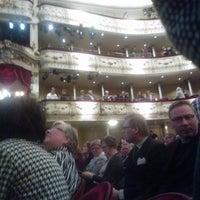 Photo taken at Svenska Teatern by Elena L. on 3/18/2013