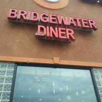 Photo taken at Bridgewater Diner by Jimmy V. on 12/9/2012