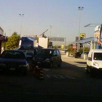 Photo taken at Area di Servizio Canne Ovest by Vittorio C. on 11/26/2012