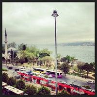 Photo taken at Nixon Bosphorus Hotel by Saja K. on 5/7/2013