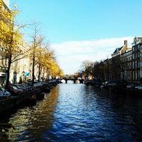 Foto tomada en Prinsengracht por Сергей Л. el 11/18/2012