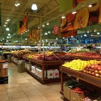 Photo taken at Super H-Mart by Brenda N. on 4/2/2013