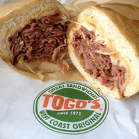 Photo taken at TOGO'S Sandwiches by Ed L. on 8/2/2013