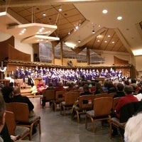 Photo taken at St. Andrew United Methodist Church by tony l. on 12/25/2014
