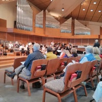 Photo taken at St. Andrew United Methodist Church by tony l. on 4/14/2013