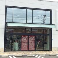 Photo taken at ユニクロ 福島黒岩店 by Tezuka Y. on 7/24/2014