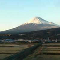 Photo taken at 富士山ビューポイント by Bunji Y. on 2/8/2013