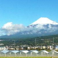 Photo taken at 富士山ビューポイント by Bunji Y. on 10/28/2012
