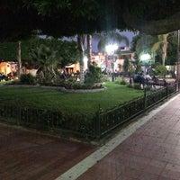 Photo taken at Jardin Principal by NEIL B. on 5/22/2016