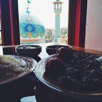 Photo taken at رستوران گالرى بام شمرون by Azalea N. on 8/28/2014