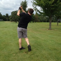 Photo taken at Kettle Moraine Golf Club by Jeff Z. on 8/9/2013