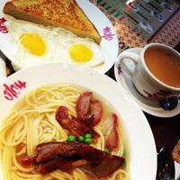 Photo taken at Café Matchbox by Row M. on 6/1/2013