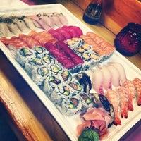 Photo taken at Yamada Sushi by Tony Gia on 4/21/2013