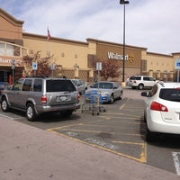 Photo taken at Walmart Supercenter by Darryl J. on 4/3/2013