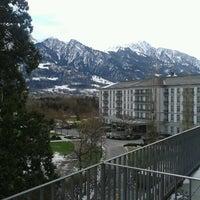 1/20/2013にСанчес Б.がGrand Hotels Bad Ragazで撮った写真