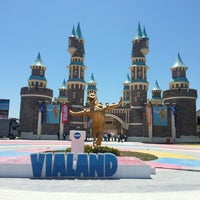 Photo taken at Vialand by abdullah t. on 5/26/2013