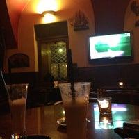 Photo taken at Casablanca Cafe by Iwan K. on 3/8/2013