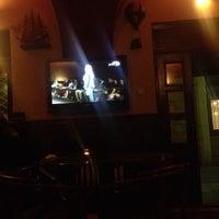 Photo taken at Casablanca Cafe by Iwan K. on 10/10/2013