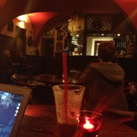 Photo taken at Casablanca Cafe by Iwan K. on 10/28/2012