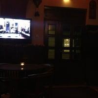 Photo taken at Casablanca Cafe by Iwan K. on 12/19/2012
