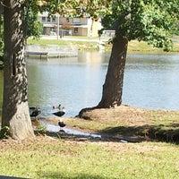 Photo taken at Deerlick Park by Bridgette Allen L. on 10/4/2012