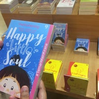 Photo taken at Gramedia by Yoga S. on 4/24/2017