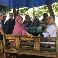 Photo taken at Kampung Betawi Si Pitung Setu Babakan by Yoga S. on 12/25/2017