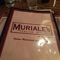 Photo taken at Muriale's Italian Kitchen by Patrick R. on 11/11/2016