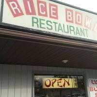Photo taken at Rice Bowl by Patrick R. on 3/27/2015