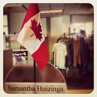 Photo taken at Carhartt Corporate Headquarters by Samantha H. on 10/9/2012