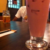 Photo taken at Station 1 Café by Romeo R. on 10/21/2012