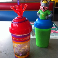 Photo taken at Chuck E. Cheese's by Erica B. on 6/3/2013
